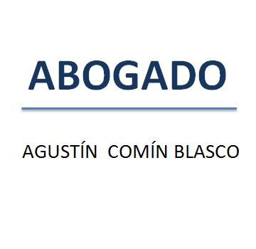 Abogado Agustín Comín Blasco