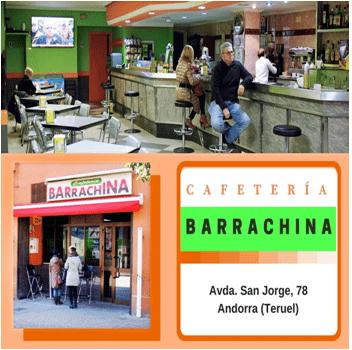 Cafetería Barrachina